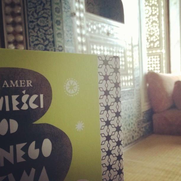 Instagram - #opowiescispodoliwnegodrzewa #zabierzksiazkezesobawszedzie #sultan's