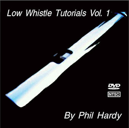 Low Whistle Tutorial DVD