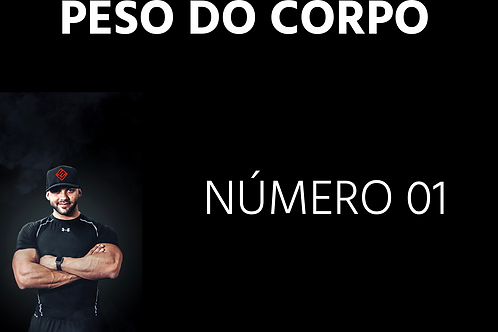 PESO DO CORPO - número 01