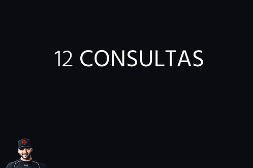 12 Consultas - Recife