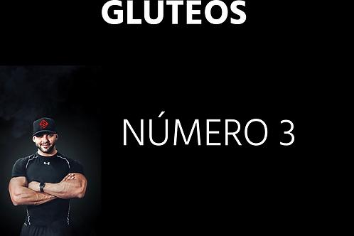 GLÚTEOS EM CASA - NÚMERO 3