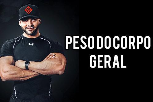 PESO DO CORPO - número 01