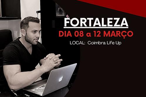 Consulta Presencial: Fortaleza 8 a 12 de Março