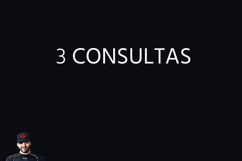 3 Consultas - Recife