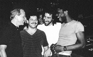 Larry Levan, Mel Cheren, Michael DeBenedictus, Peech Boys, West End, Paradise Garage