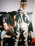 Keith Haring, Grace Jones, Paradise Garage
