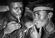 Larry Levan, Grace Jones, Paradise Garage