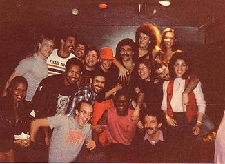 Larry Levan, Keith Haring, David DePino, Paradise Garage
