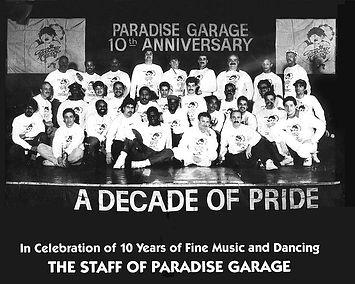Larry Levan, Michael Brody, Paradise Garage