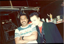 Joey Llanos, Boy George, Paradise Garage