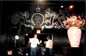 Keith Haring, Paradise Garage