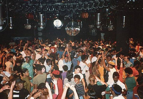 Paradise Garage, Larry Levan, dancefloor
