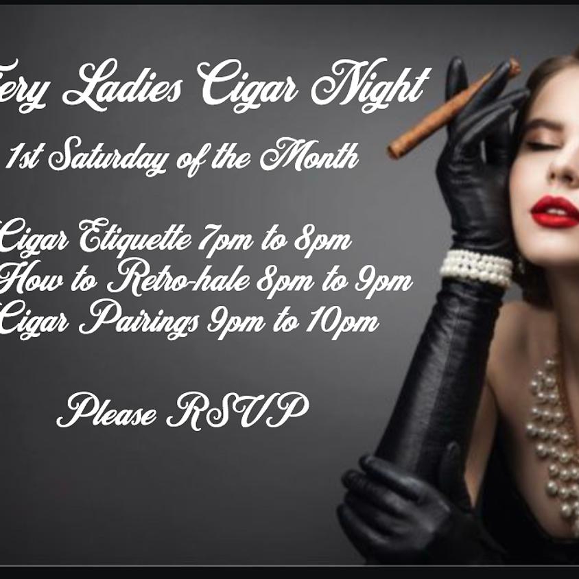 Fiery Ladies Cigar Night @TheContinentalCigarClub