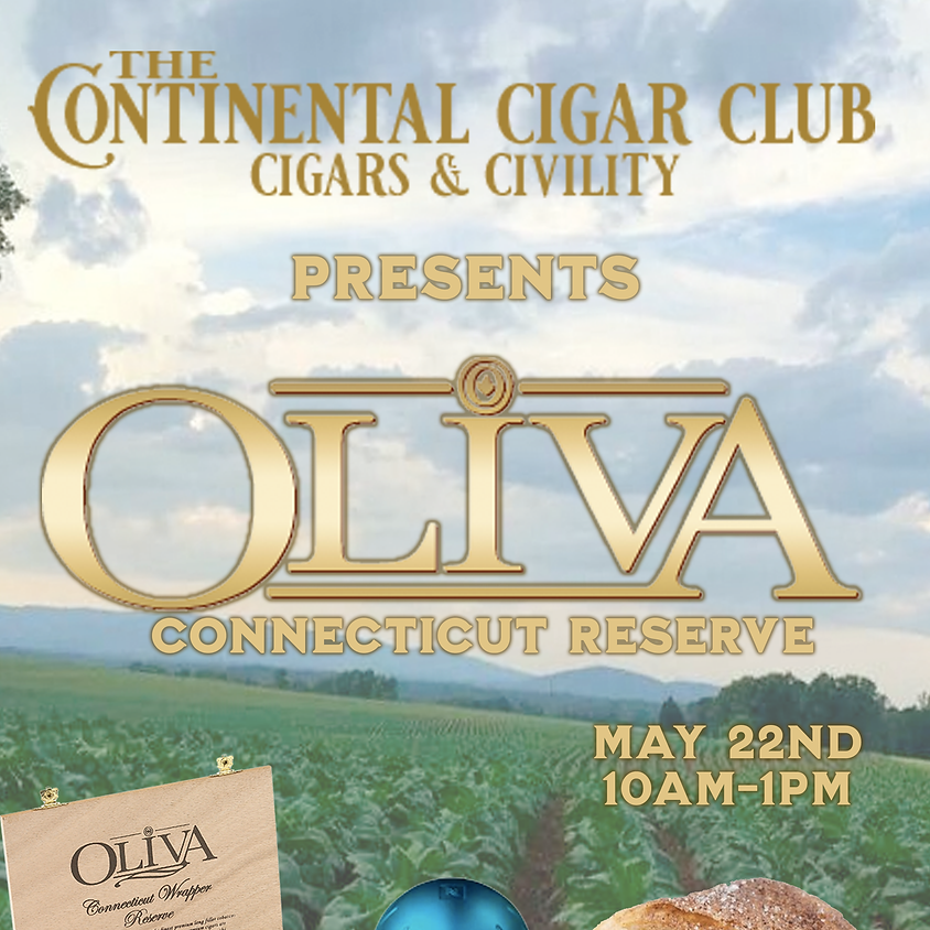 The Continental Breakfast - Featuring Oliva Connecticut Reserve