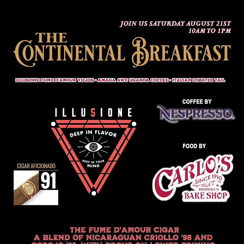 The Continental Breakfast: Illusione