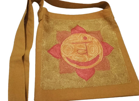 Rainbow Magic Sacral Chakra Design Shoulder Bag