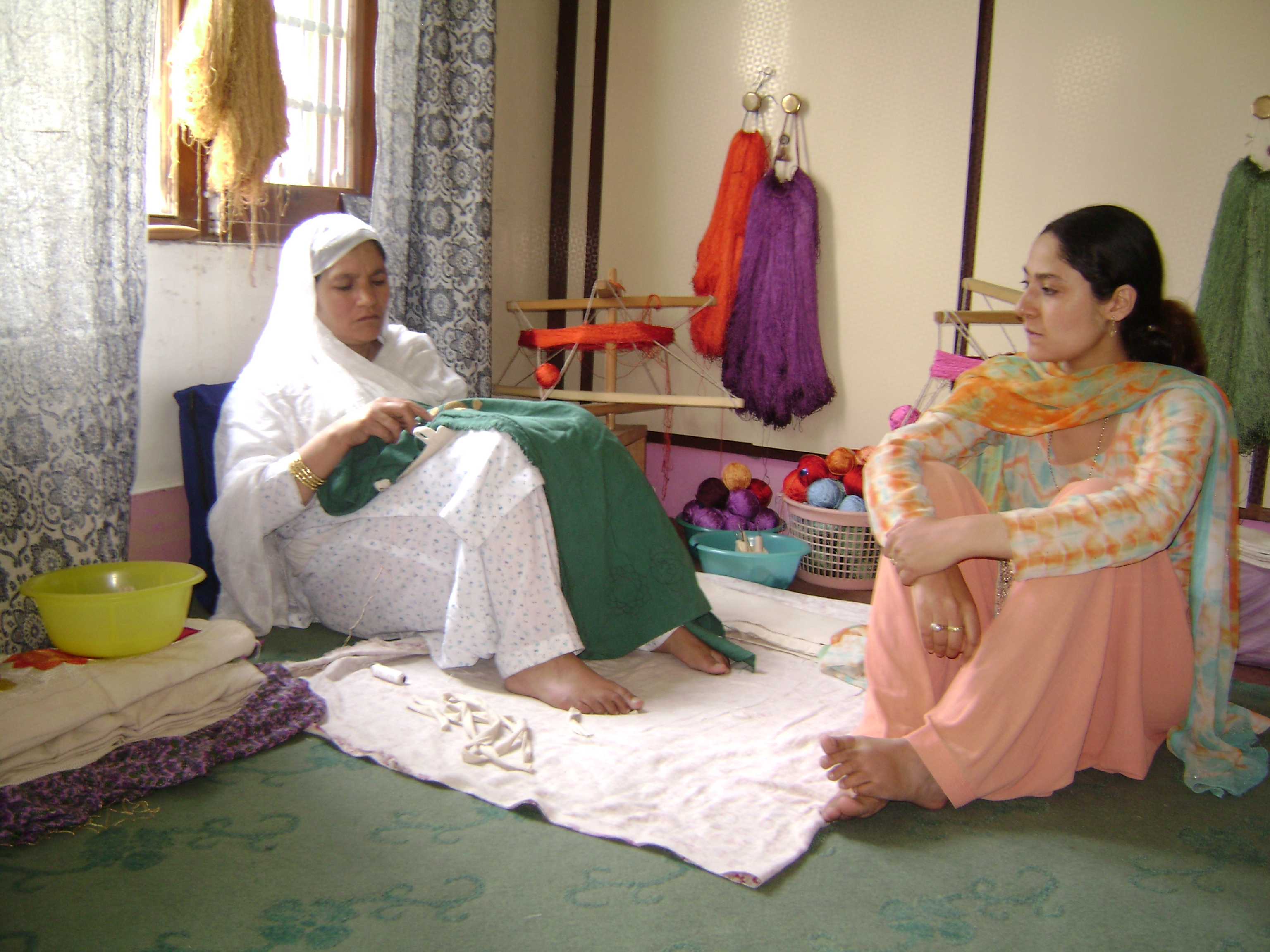 Amina & Robiya