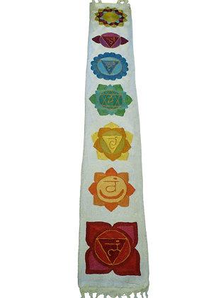 A Blissful Visual Chakra Hanging Large Size