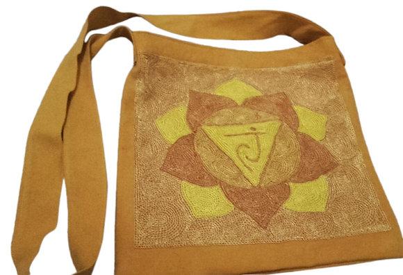 Rainbow Magic Solar Plexus Chakra Design Shoulder Bag