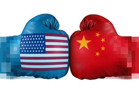 미국과 중국의 패권전쟁 그속의 한국경제는??
