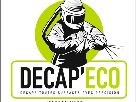 DECAP'ECO AEROGOMMAGE