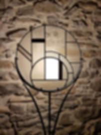 DAZELLE - lampadaire-art-deco-disque1-76
