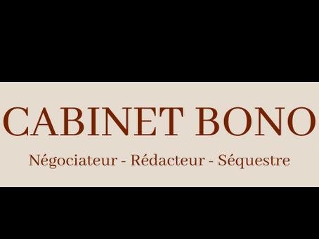 CABINET BONO