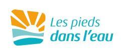 FRANCECOM/ LES PIEDS DANS L'EAU