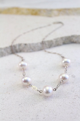 White Lace ~ Sterling Silver