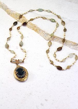 KS Jade ~ Antique Locket