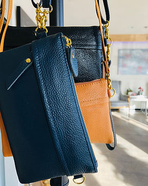 Leather Bag | Bijourocks