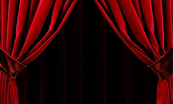 open-red-curtain-background-open-stage-c