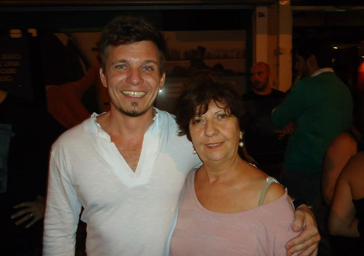 Minha Mãe_ Renata Sgarbi