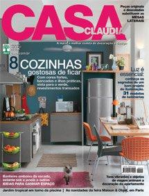 Matéria veiculada na revista Casa Claudia (Ano 35, n.jpg 03 - mar 2011)