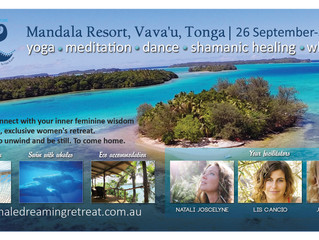 Scheduled - Yoga and Meditation Retreat in Tonga - whaledreaming: RESTORE
