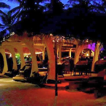 Mandala Restaurant Evening Ambiance