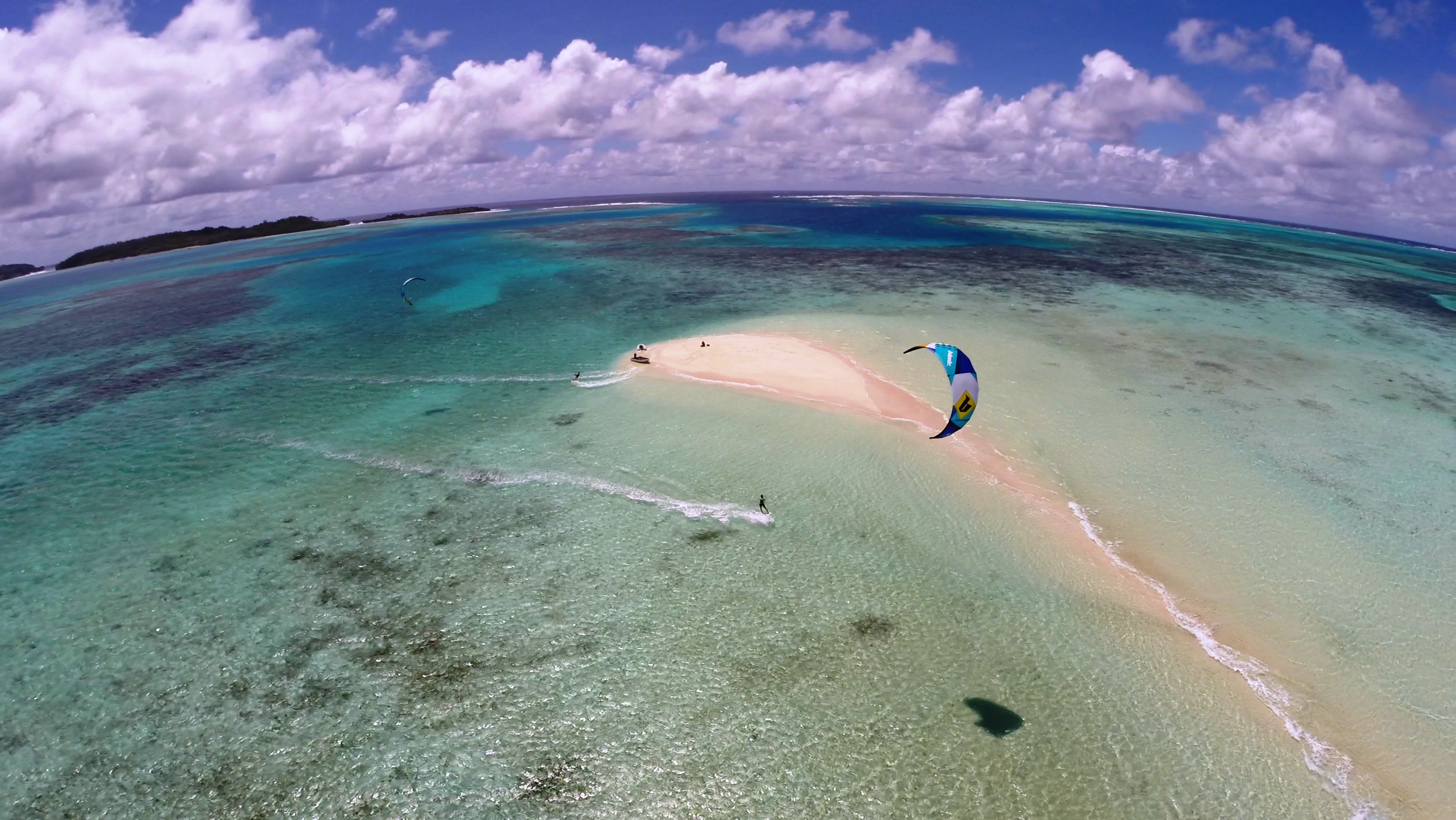 Mandala Resort Tonga Boarding Snorkelling Sand Cay (9)