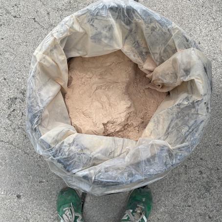Dustless sanding is a LIE!!!
