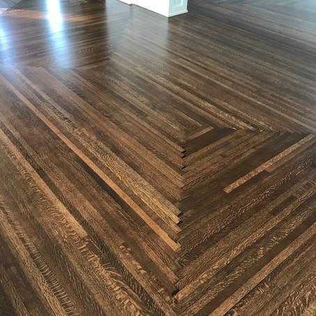 Wood Floors considered art?