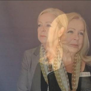 A cross-blur moment from an audition