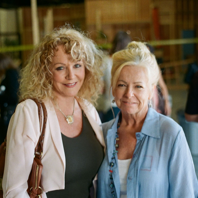 With Jacqui Kaese at WIFTV