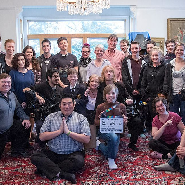 The Cameraman Wrap