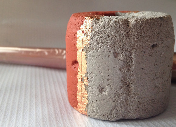 Concrete Candle Stick Holder
