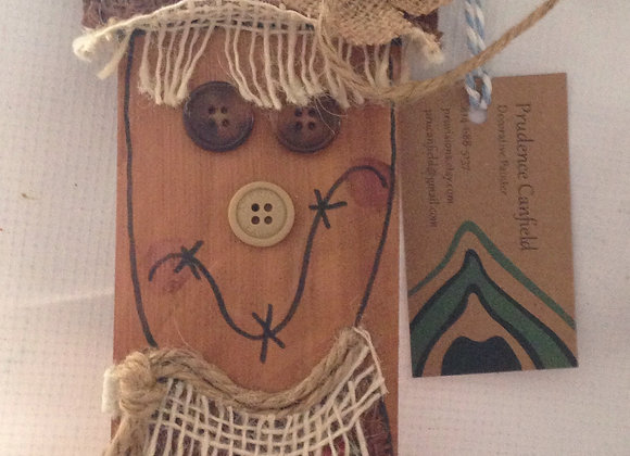 Scarecrow Wall/Door Hanging