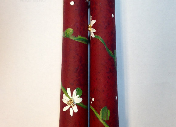 """Holiday 10"""" Taper Candles"""
