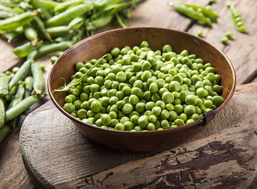 Green Peas: Sweet, Sustainable & So Healthy