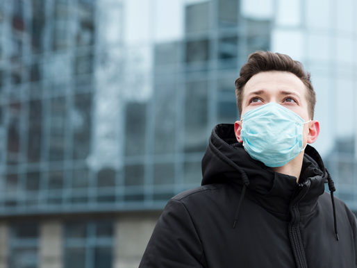 Staying Healthy During a Pandemic:  Choices You can Make in the Face of COVID-19