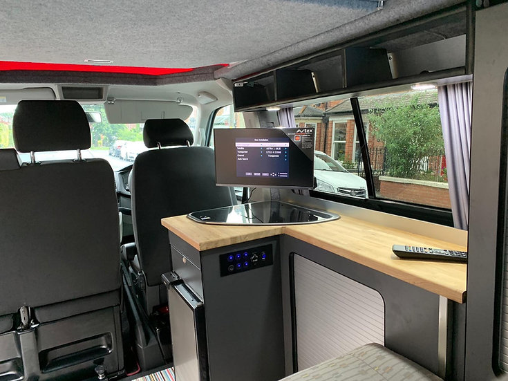 Slimline LWB Lightweight Furniture