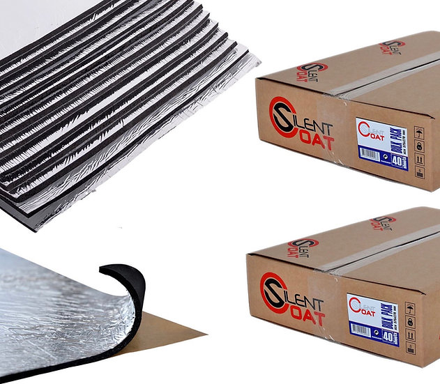 Caddy: Sound Deadening + 5sq.m Insulation Packs from
