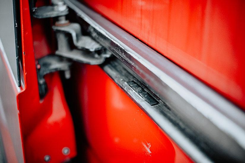 VW Crafter Sliding Door Wedge Stop